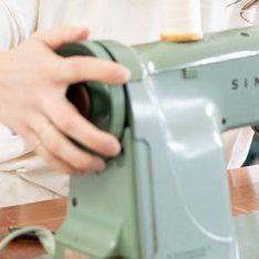 Kickstart - sewing lesson - naailes